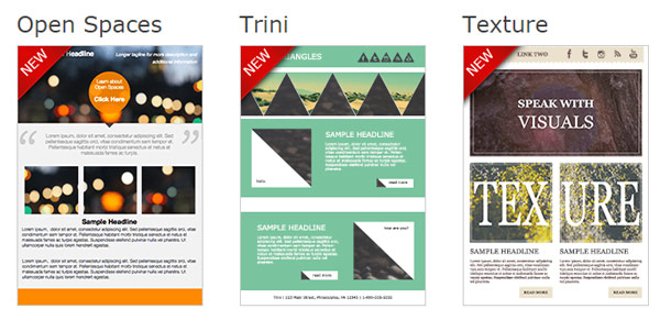 AWeber-Newsletter-Comparison-Template-Examples