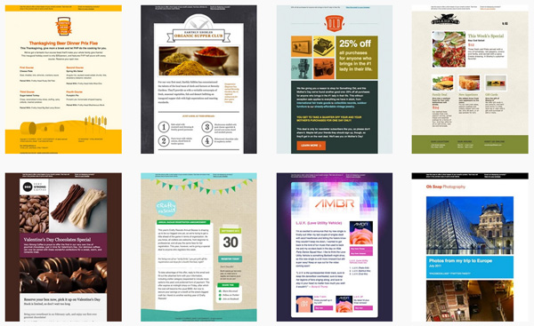 MailChimp-Email-Newsletter-Comparison-Templates